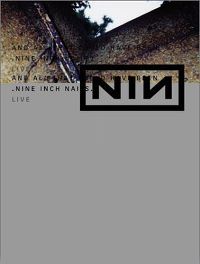 Cover Nine Inch Nails - And All That Could Have Been [DVD]